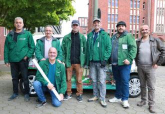 Scharlau Botendienst - Abholung und Lieferung von Aufträgen kostenlos innerhalb Hamburgs