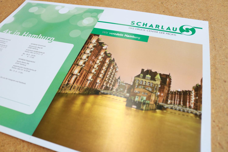 Drucken Gestaltung Scharlau Gmbh