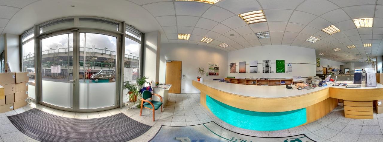 Scharlau Filiale in Poppenbüttel, Laden, Kundenservice, Druckauftrag, Kontakt